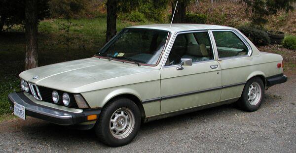 My BMW I - 1977 bmw