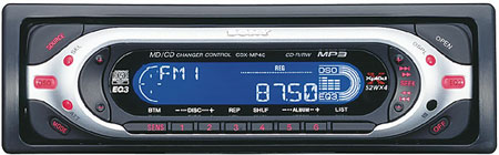 sony cdx mp40 review Sony Faceplate CD Player CDX-GT sony cdx mp40 review blog